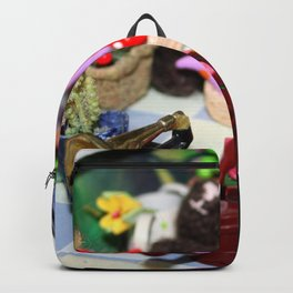 Room Of The Green Witch Backpack