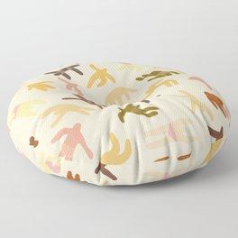 bathing bods Floor Pillow