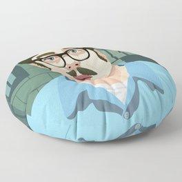 Mindhunter Ed Kemper Floor Pillow