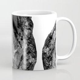 B&W-Stone01 Coffee Mug