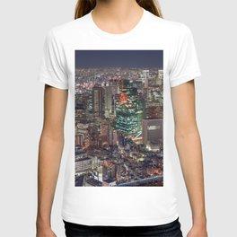 Tokyo By Night T-shirt