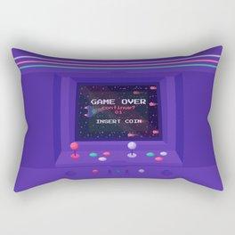 INSERT COIN Rectangular Pillow