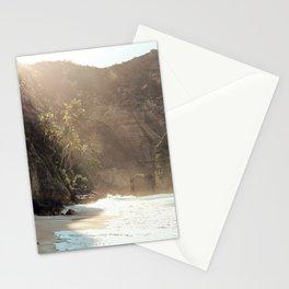 Tropical Bali Beach Photo   Diamond Beach Nusa Penida Island Print   Indonesia Travel Photography Stationery Cards