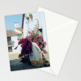 Portugal, Obidos (RR 185) Analog 6x6 odak Ektar 100 Stationery Cards