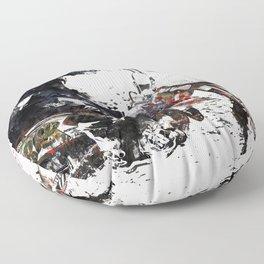 Motox Racer Floor Pillow