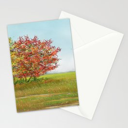Moorland 2 Stationery Cards