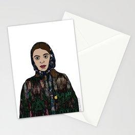No Ban No Wall   Art Series - The Jewish Diaspora 004 Stationery Cards