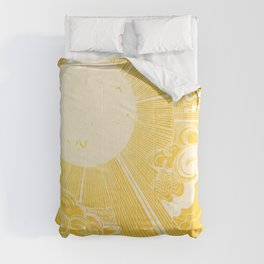 Solar Flare Comforters