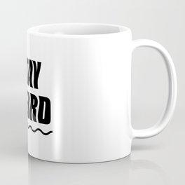 Stay Weird (black) Coffee Mug