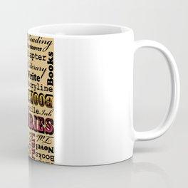A Book Lover's Medley Coffee Mug
