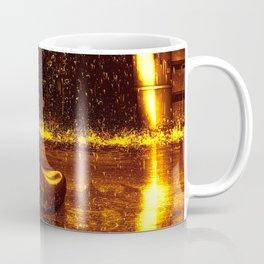 Shiny Boots of Leather Coffee Mug