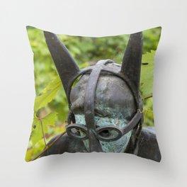 Rites of Dionysus 2 Throw Pillow