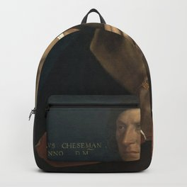 Hans Holbein the Younger - Robert Cheeseman Backpack