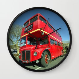 Dartmoor Routemaster  Wall Clock