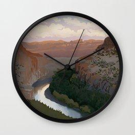 Big Bend Wall Clock