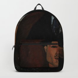 Amedeo Modigliani - Paul Guillaume, Novo Pilota Backpack