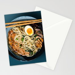 Simple Ramen Stationery Cards
