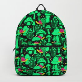 Glow Shrooms Backpack