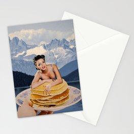 Pancake day Stationery Cards