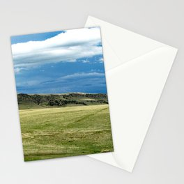 Square Butte Stationery Cards