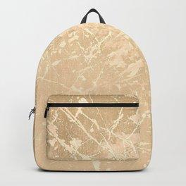 Milk Coffee Splash Backpack