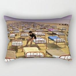A Momentary Lapse of Reason (HD) Rectangular Pillow