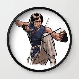 Jackie Chan Wall Clock