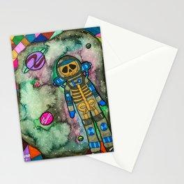 Muerte Espacial Stationery Cards