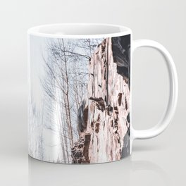 Tunnel Views to the Forest-Landscape Photography Coffee Mug
