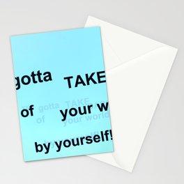 Fly:You Gotta Stationery Cards