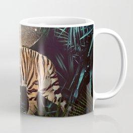 Tiger in the Jungle Coffee Mug