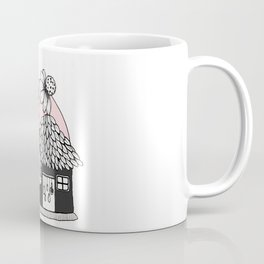 Enchanted Fairy And Fairy House  Coffee Mug