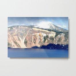 CRATER LAKE - OREGON Metal Print