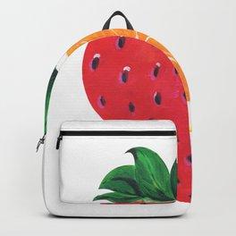 Strawberry Orange Backpack