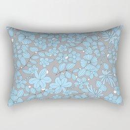 My Flower Design 14 Rectangular Pillow