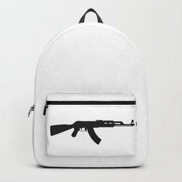 AK-47 kalashnikov assault rifle #society6 #decor #buyart #artprint Backpack