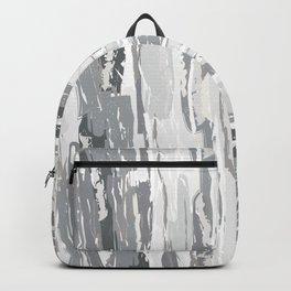 Christmas Splash - Silver Backpack