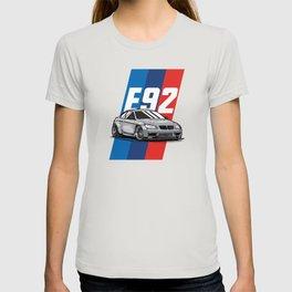 E92 Car T-shirt