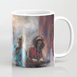 Paintings of jazz bands Coffee Mug