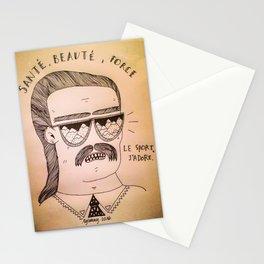 Santé Beauté Force Stationery Cards