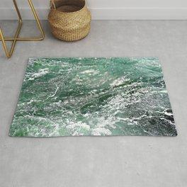 Emerald Water Rug