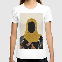 Black Hair No. 13 T-shirt