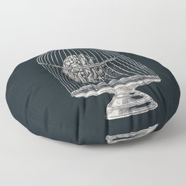 Free My Mind Floor Pillow