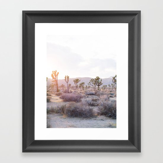 Joshua Tree Diptych [Left Side] by luxeandlillies