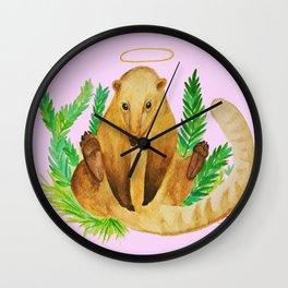 BROTHER COATI Wall Clock