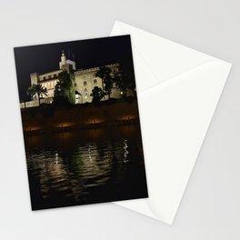 The Royal Palace in Palma, Majorca Stationery Cards