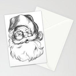 Jolly St. Nick Stationery Cards