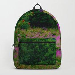 Scottish Heather Backpack