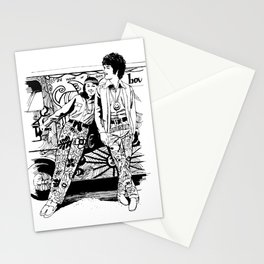 Hippie Culture Stationery Cards