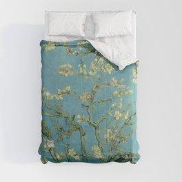 Vincent van Gogh - Almond blossom Comforters